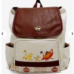 Disney The Kion King Hakuna Matata Backpack